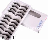 Natural design 10 pairs per box eyelash popular style
