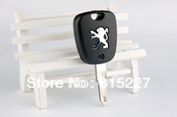 2pcs/lot 2 Buttons Remote Key Shell Case (206) for Peugeot + Free Shipping