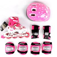 Marktop skatse child set adjustable roller skates skating shoes m1020