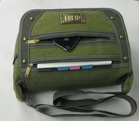 2013 Fashion Canvas men Messenger Bag,men shoulder bag,men canvas bag,men laptop bag free shipping