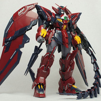 Devil Gundam Toy Model Albion cancerous MG 1/100