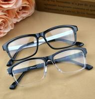 2014 promotion direct selling acetate eyeglass frames free shipping vintage glasses box transparent frame myopia eyeglasses