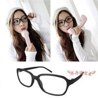 2014 eyeglass frames free shipping vintage eyeglasses frame glasses non-mainstream myopia decoration plain glass spectacles lens