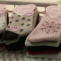 Combination of the rabbit wool rabbit fur cashmere socks wool socks thermal socks sock socks