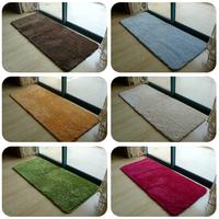 Ultrafine fiber 60 140cm slip-resistant pad entrance mats kitchen mat carpet doormat carpet mat piaochuang pad