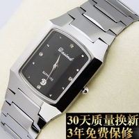 Tungsten steel mens watch commercial male watch male fashion watch casual mens watch