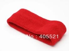 Fashion Cotton Headbands Sweatband Running Exercise Sport Headband Assorted Colors