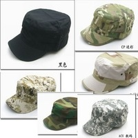Hunting strategic military patrol cap equipped the army hat camouflage caps flat hat for men and women of all sorts of color