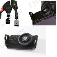 100% GUARANTEE Quick Release Plate for Camera Sling Quick Rapid Shoulder Neck Strap Belt new