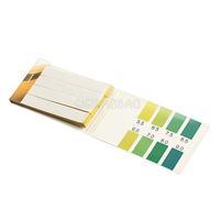 80 Strips PH Range 5.5-9.0 PH Alkaline Test Indicator Papers Lab Supplies #gib
