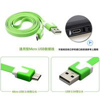 10 pcs/lot Micro USB Cable 2.0 Data Sync Charger Cable For Samsung Galaxy i9300 i9220+ China Post Office Free Shipping