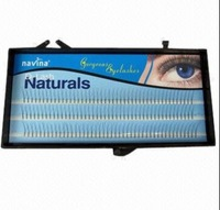 Free shipping 50box/lot 3 in a eyelash planting false eyelash/