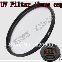 100% GUARANTEE  55MM UV Filter for Sony Alpha SLT A37 A55 A57 A65 A77 / 18-55mm lens +lens cap