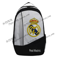 The Spanish Football League Real Madrid football fans souvenirs sport outdoor Backpack Bag