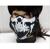 Warm winter masks fashion rivet leather masks popular lovers accessories goths the trend of three-dimensional masks