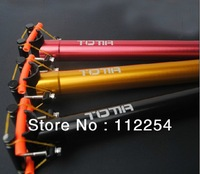 Free Shipping Bike Seat post,Seatpost for mountain bike/Alloy Seat post,27.2/30.8/31.6*350mm/3 colors