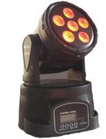 4pcs/Lot,6x8W RGBW-in-1 LED Moving Wash Light