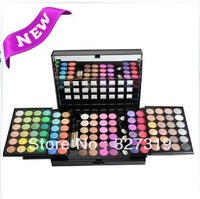 Eye Shadow 3 Layer Design 96 Full Pigment Color Eyeshadow pale Makeup Eye Shadow Palette, SP96 free shipping