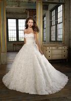 2013 popular wedding married the bride wedding dress westernised quality flower wedding dress