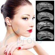 Stencil Makeup Styles Eye