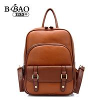 Women's handbag 2014  totes  women's preppy style vintage school bag