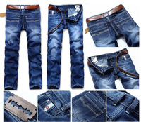 Free Shipping Newest POP Top Quality Men's DS Jeans Fashion Man's Slim Jeans #79321 + Free GIFT SALE