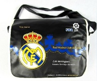 Free shipping Real mardrid la liga club Real mardrid from the champions league football fan student single Inclined shoulder bag