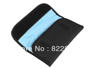 New 4 Pockets Black Filter Wallet Case Fits UV CPL MCUV ND 67mm 62mm 58mm 52mm 55mm