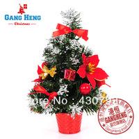 Christmas decoration 30cm decoration bundle christmas tree bonsai christmas tree 150g