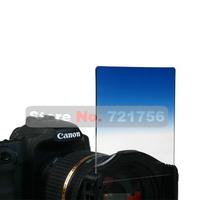 Graduate Blue square Color Conversion Filter for Cokin P Series