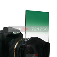 Graduate Green square Color Conversion Filter for Cokin P Series