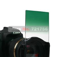 Graduate Green square Color Conversion Filter for Cokin P Series