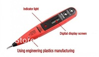 Digital display test pencil multifunctional test pencil Casing pressure up to 500 v