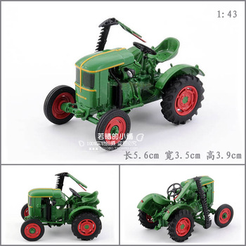 Universal hobbies f1l514 tractor deutz alloy car models