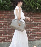 2014 new women elegant Korean qualities casual shirts buttons ladies blouses two-piece dress female maxi shirt dress belt