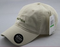 Free shipping hot sale Nautica 100% cotton baseball caps casual caps adjustable caps unisex gifts for adults HC201301