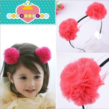Min order is $10 freeshipping(mix order) kids Baby accessories children Girls jewelry baby headwear Hair clips big round K5800