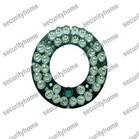60 Degrees Infrared Bulb 36 pcs IR Led Board 850nm for Security CCTV Camera