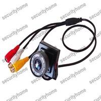 Mini cctv camera CMOS 1089 600TVL 4mm safe system camera surveillance camera security