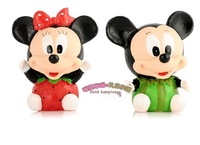 New Arrival Baby Minne Mickey Mouse Coin Bank Cute Kids Money Bank