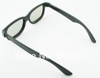 Free shipping 1pc/ot Circular Polarized 3D Glasses for LG 3D TV 3d Glass Smart  Hot Selling in 2013!!