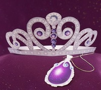 New arrival sophia princess necklace 3d diy