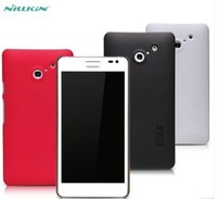 Original nillikin brand, super matte cases cover for huawei P6,hard PC cases for huawei p6,free shipping