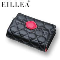 Women Wallet Brand Design Michael Wallets for Women Long Purse Michael Clutch Black Red Free Shipping
