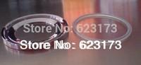 two piece glass washing basin mounting ring