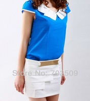 Top selling recommend brief sequined women shorts skirts Culottes Anti emptied Security skorts size S,M + free shipping