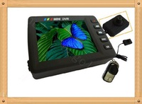"KS-650M 2.5"" Angel Eye Mini Video Recording System Spy Button DVR Video Recorder"