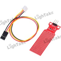 hot sale Water Level Alarm Sensor Module Cable Liquid Level Sensor Circuit Board Red