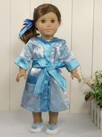 "Handmade 2PCs 18"" Doll Clothes Pijamas fits 18'' American Girl 2029"