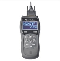 2012 newest product Vgate MAXISCAN VS890 obdii obd CODE READER SCANNER better than MS509